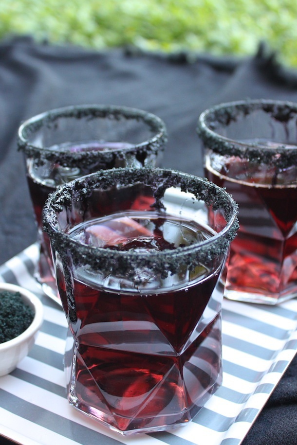 black licorice cocktail