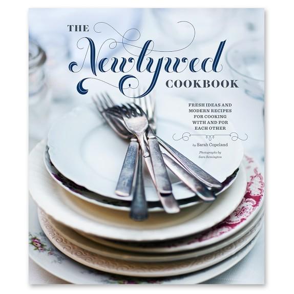 Wedding registry cookbook