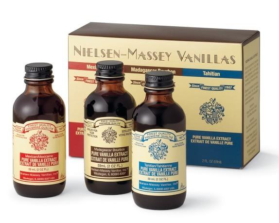 gourmet vanilla collection