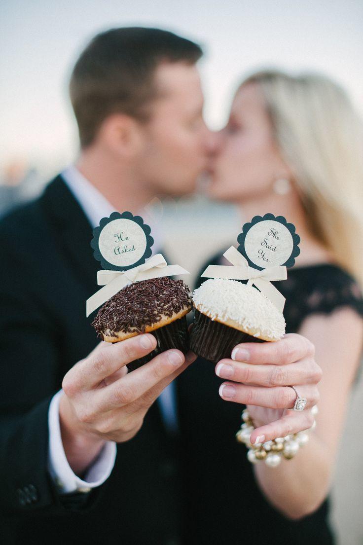 Sweet Engagement Surprise