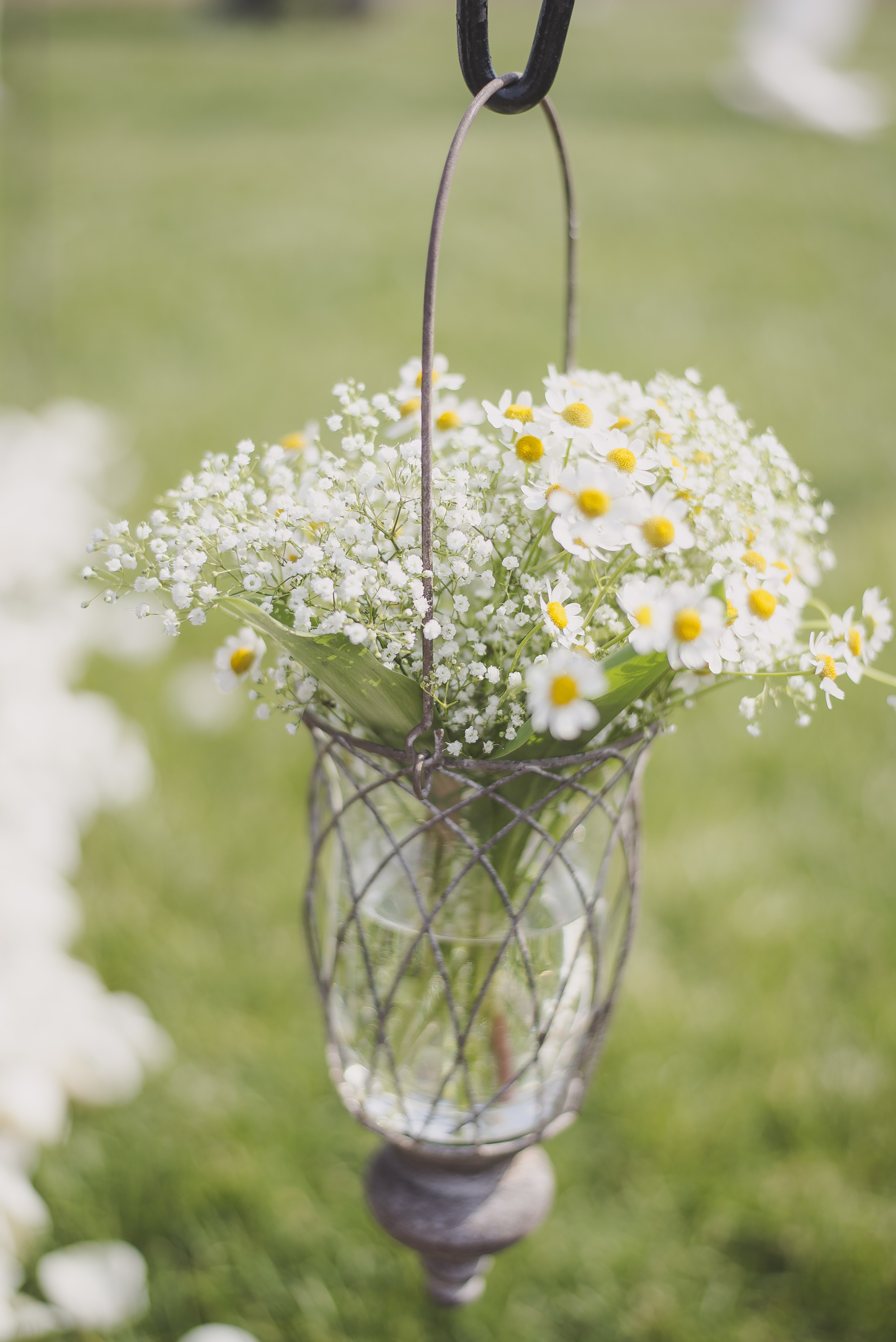Celebrate the Ceremony with Daises