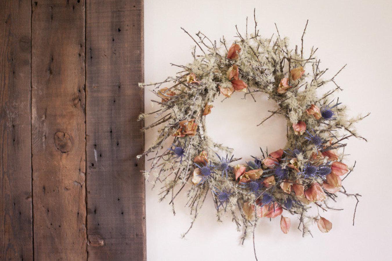 Authentic Twig Wreath