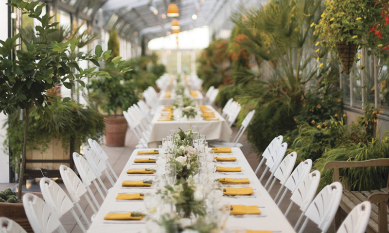 Denver Botanic Gardens - Denver Wedding Venues