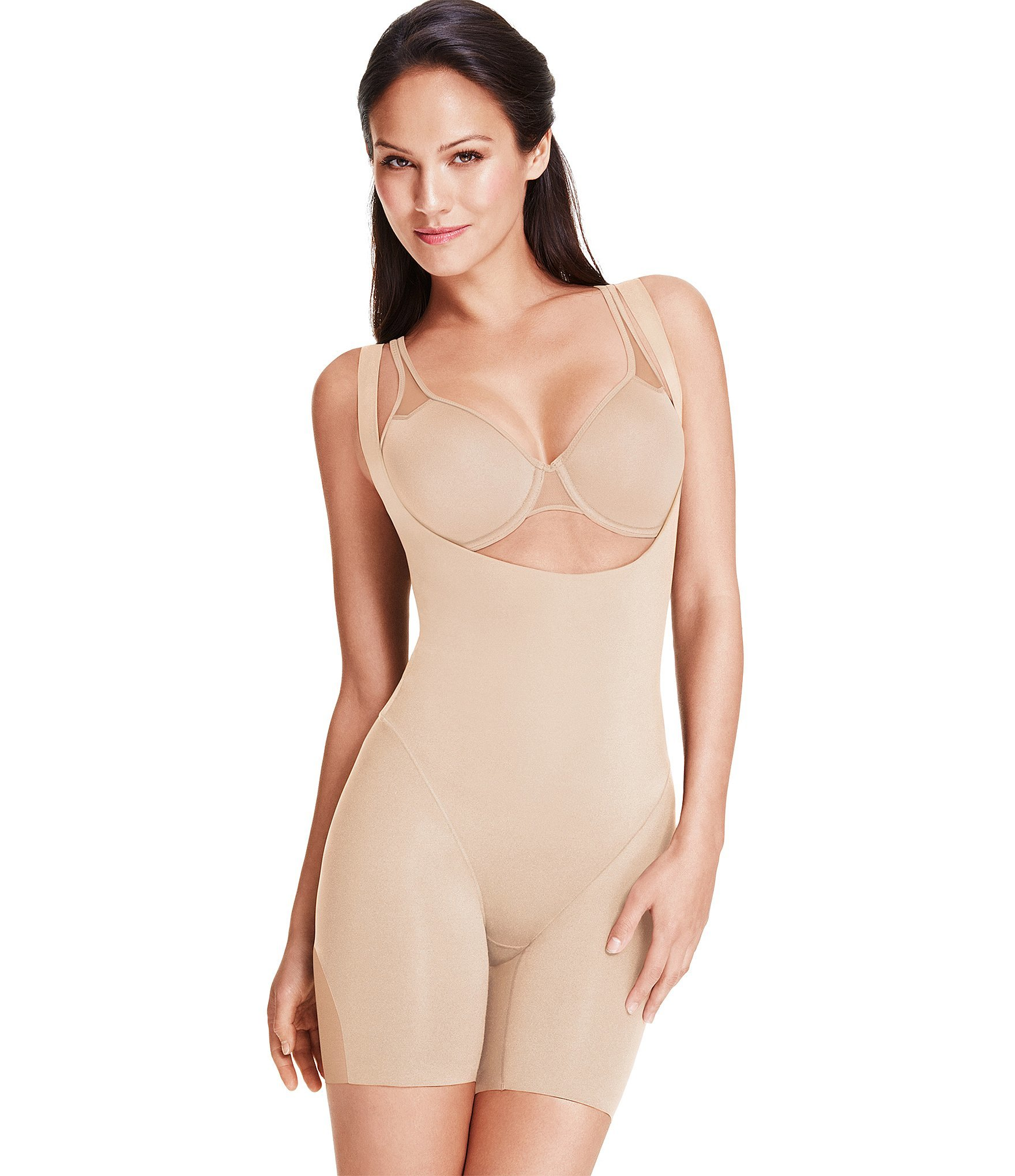 Wacoal Smooth Complexion Torsette Bodysuit Shaper