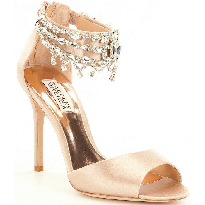Badgley Mischka Denise Dress Sandals