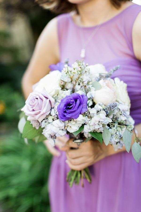 Summertime rose bouquet