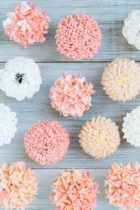 Easy DIY cupcakes