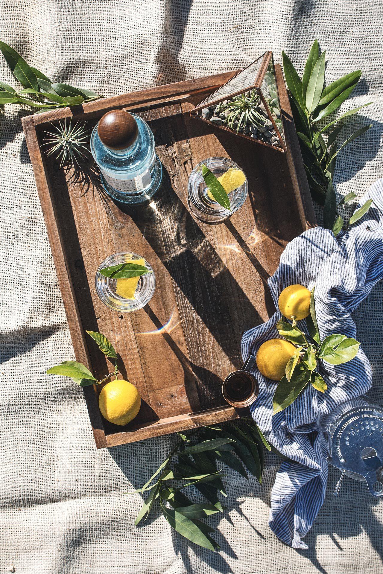bay laurel martini
