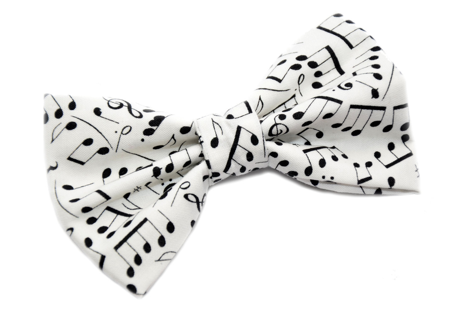 Music wedding bow tie