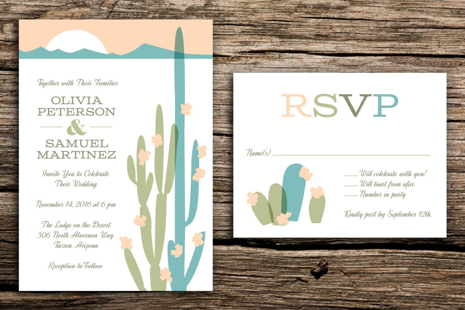 Cacti Invite