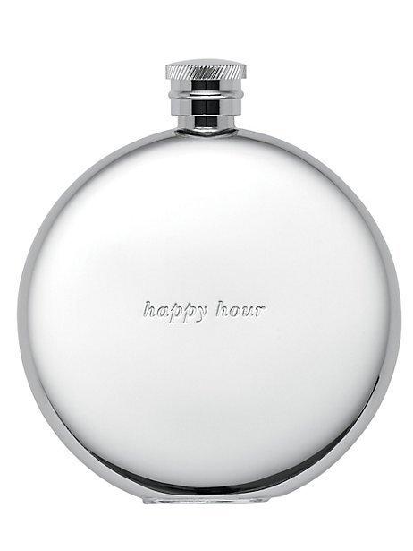 Kate Spade Silver Street Happy Hour Flask