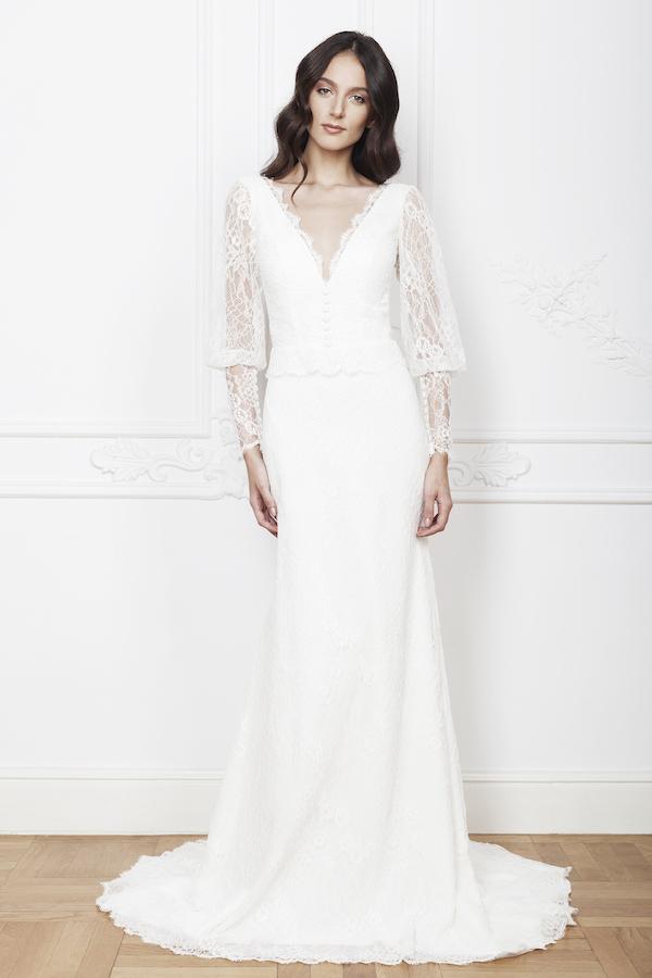 Elegant full length sleeves