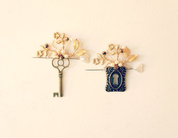 Key Boutonniere