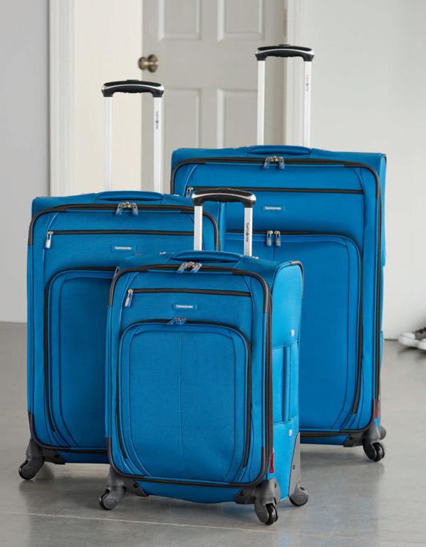 Wedding registry luggage