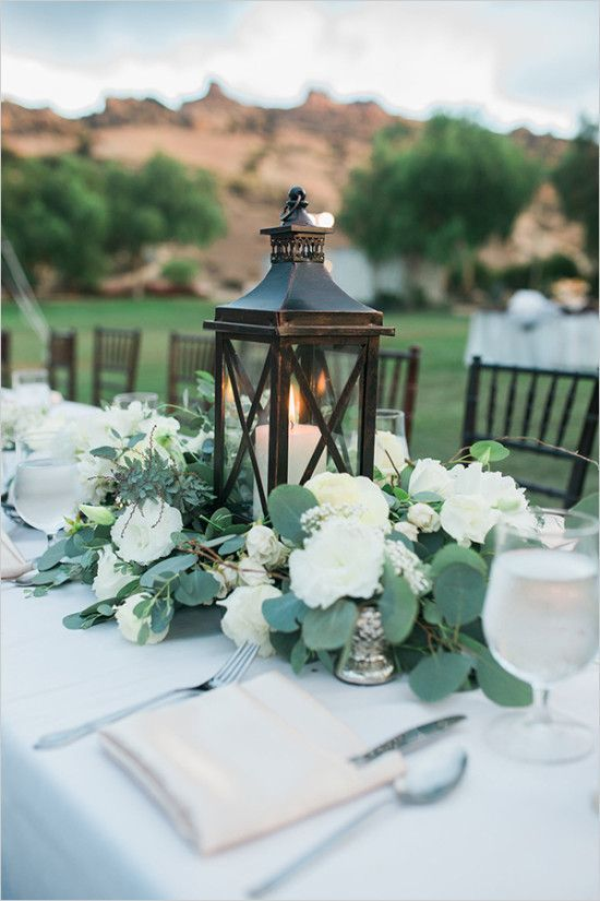 15 Summer Wedding Centerpieces You'll Fall in Love With - mywedding