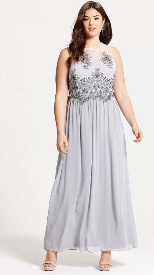 Flattering Plus Size Bridesmaid Dresses for Your Bride Tribe ...