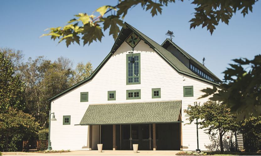 The Barn at Loveless Events