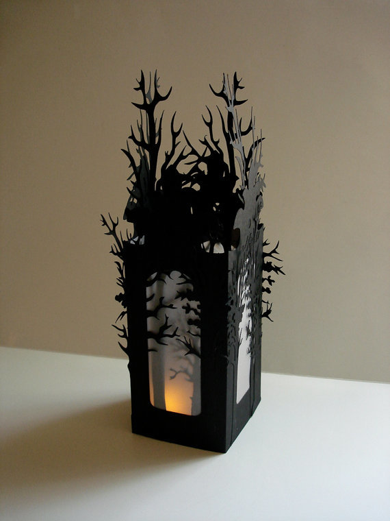 Halloween Luminary