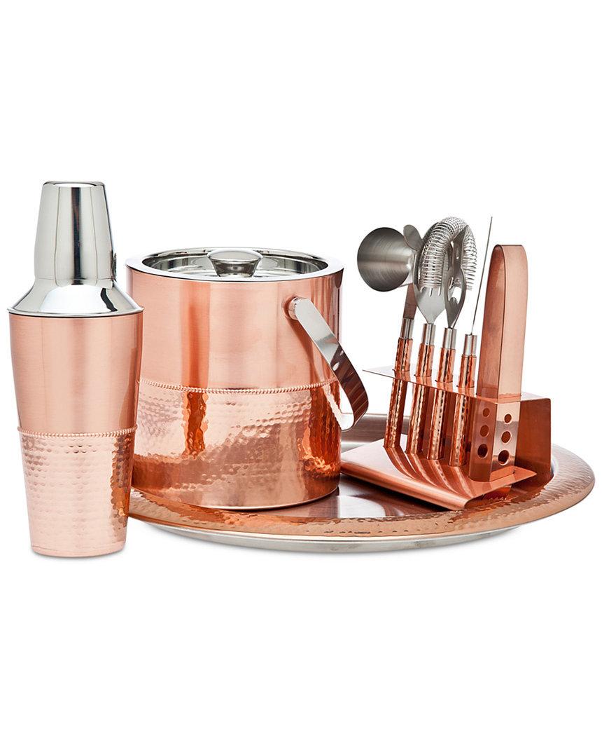 copper bar set