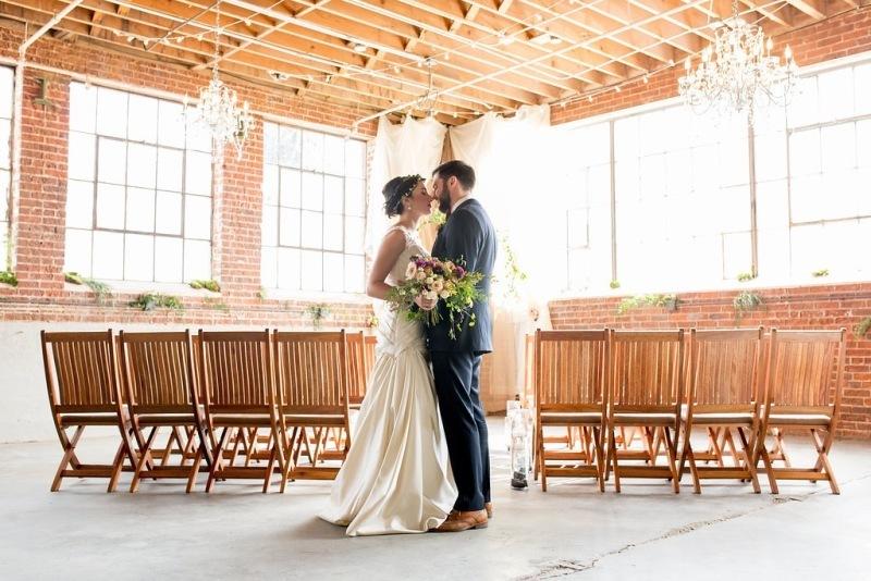 Moss Denver - Denver Wedding Venues