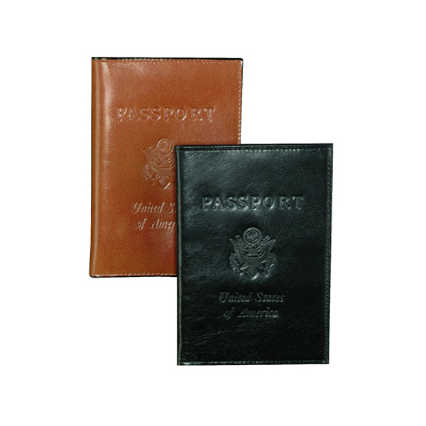 Neiman Marcus leather passport