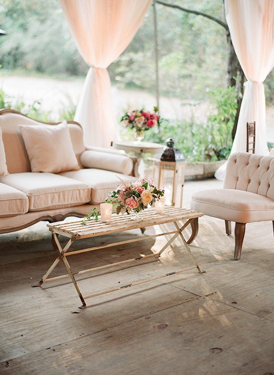 neutral reception lounge