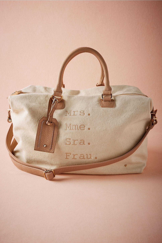 simple travel bag