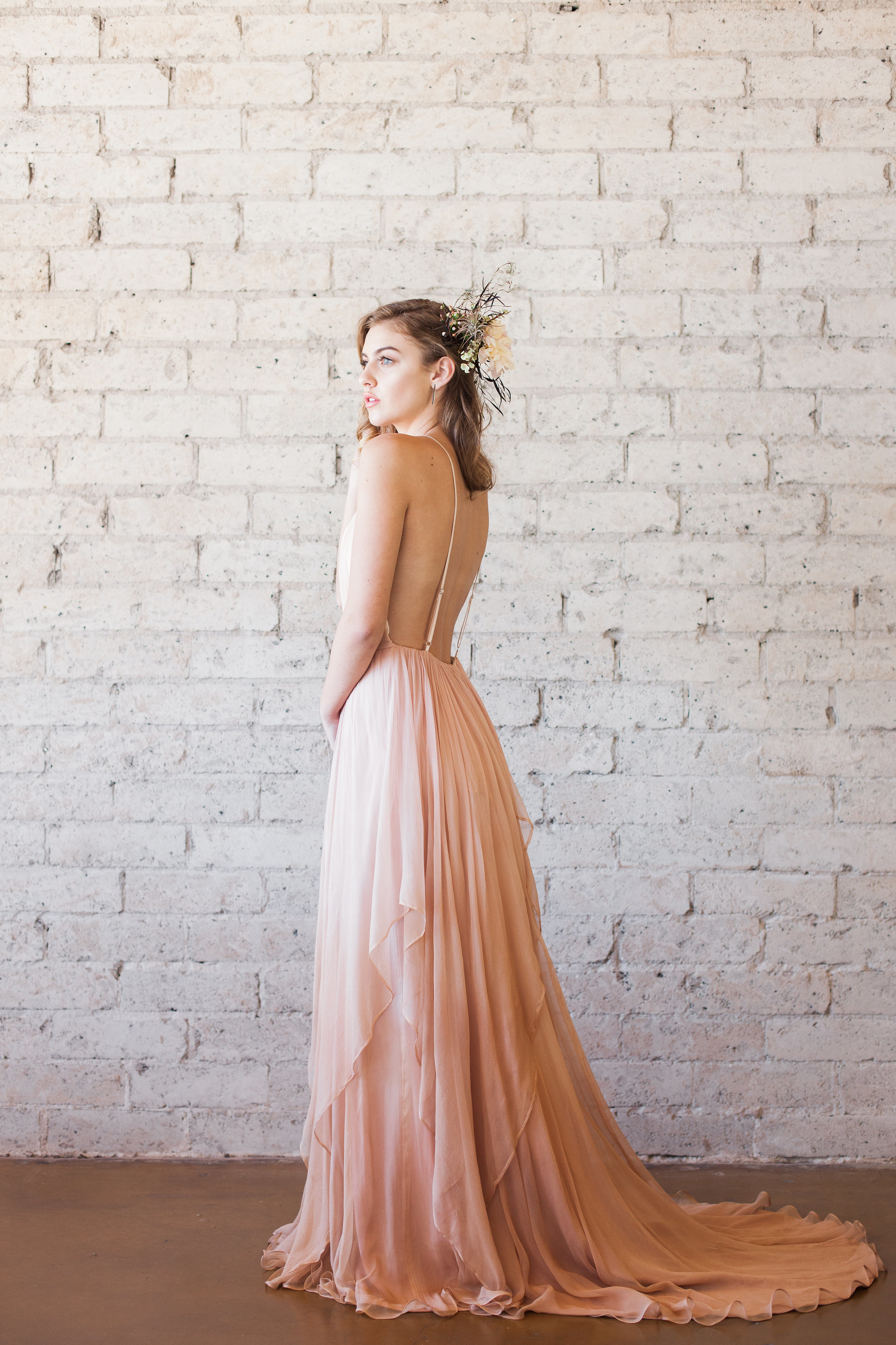 Pink Bridal Fashion