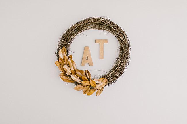 Sentimental Wreath