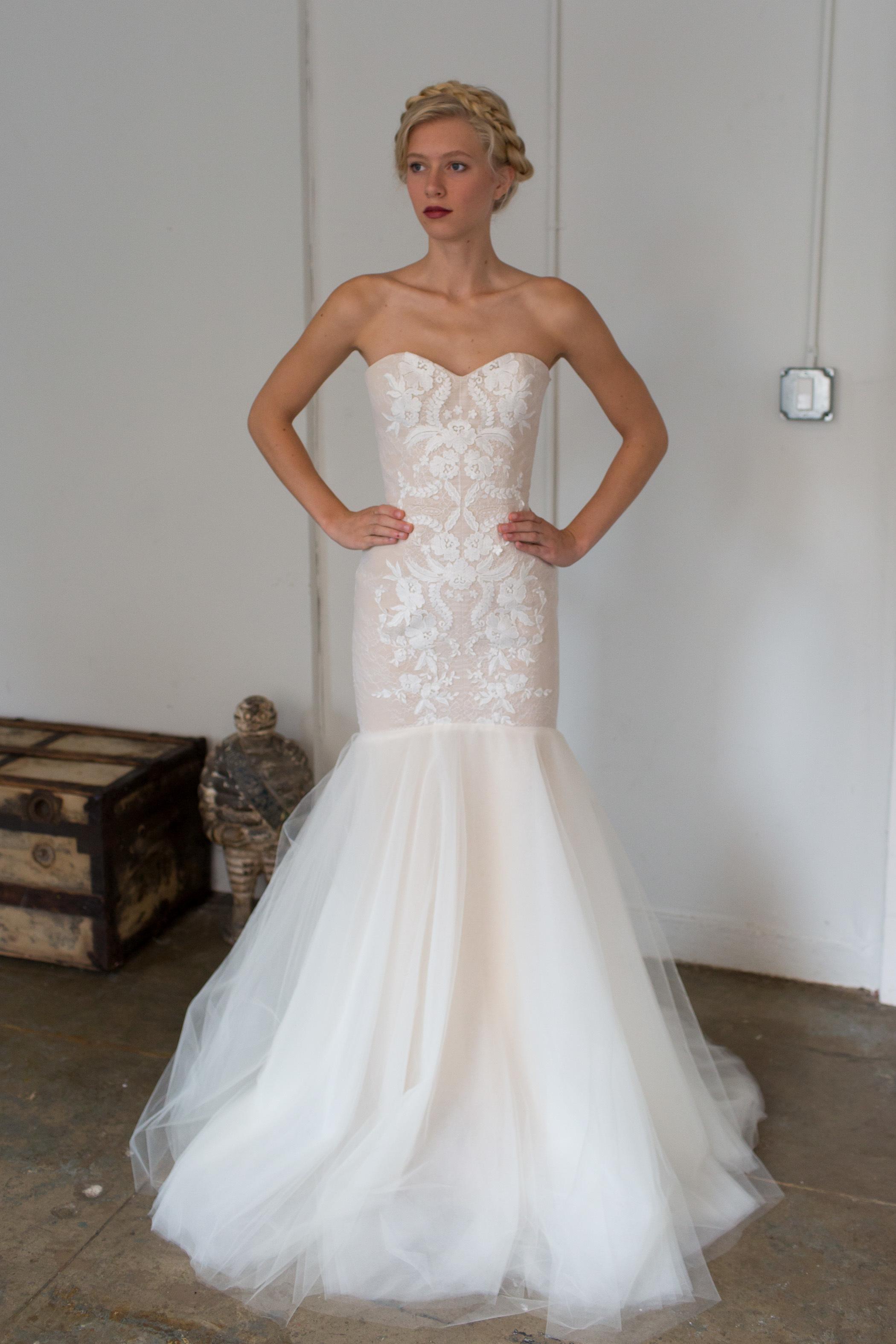 Paloma wedding dress by Tara LaTour