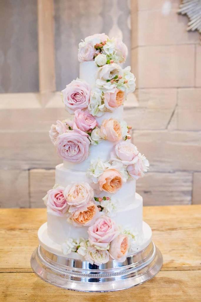 Romantic Rose Topper