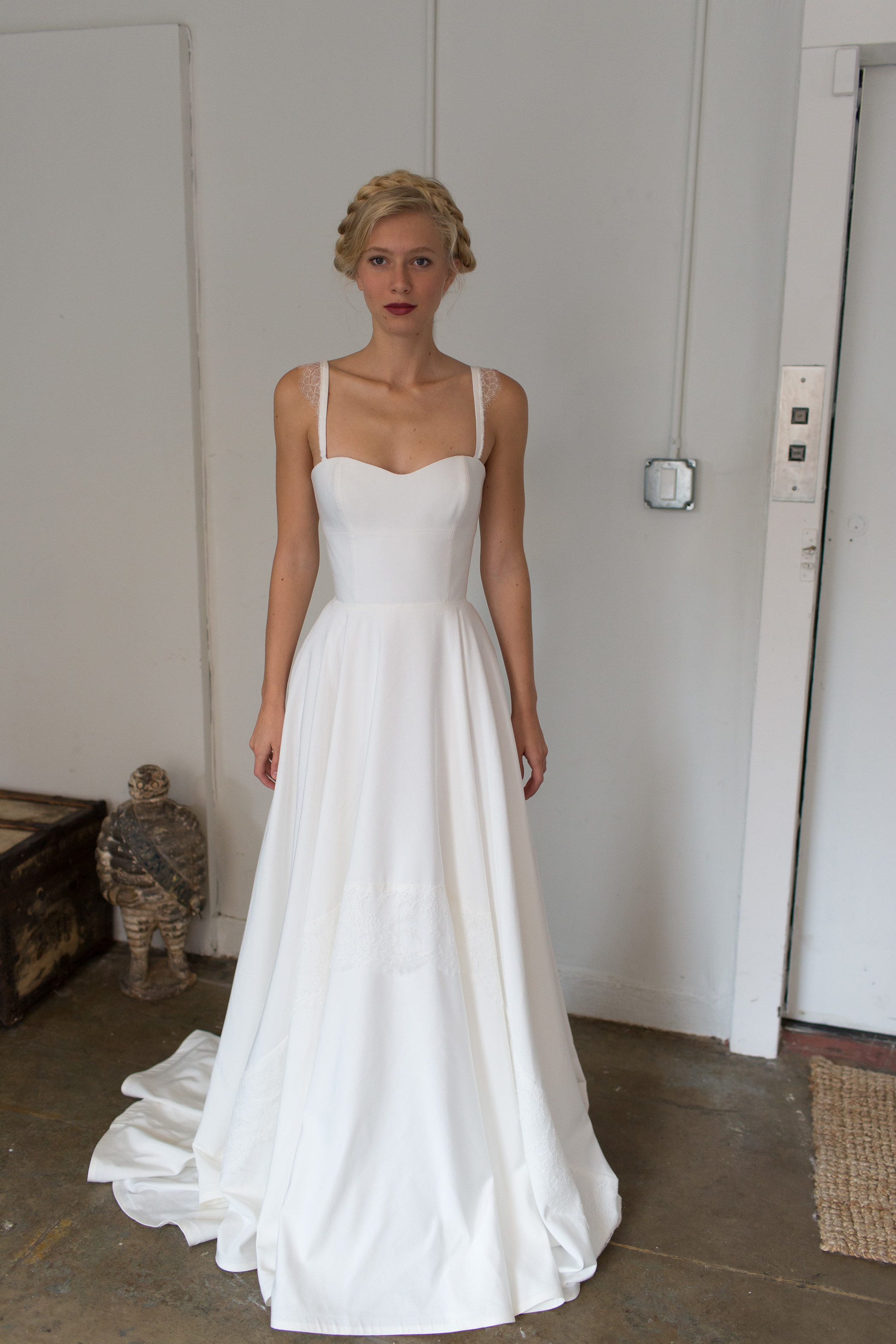 Piper wedding dress by Tara LaTour