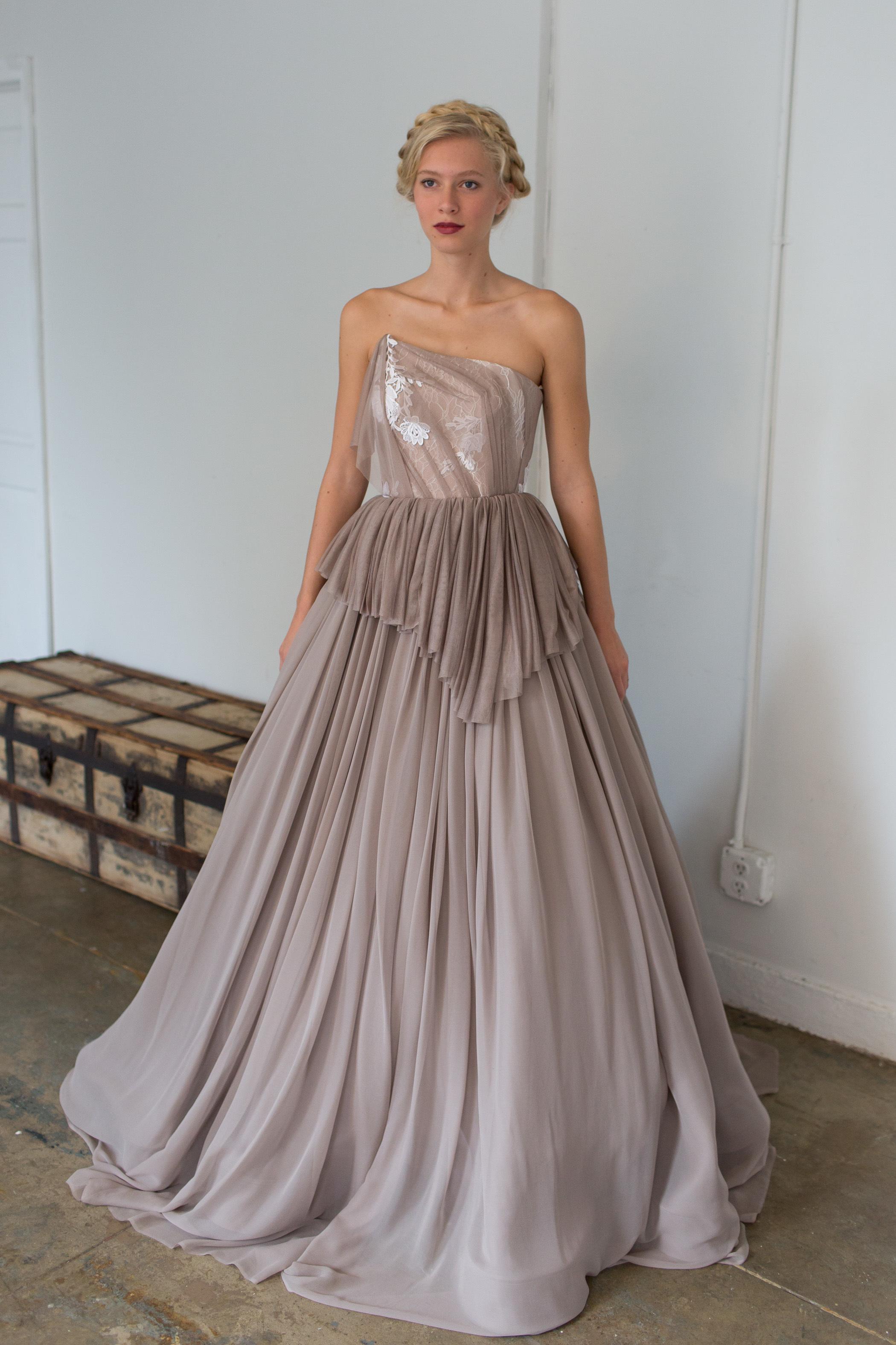 Pippa wedding dress by Tara LaTour