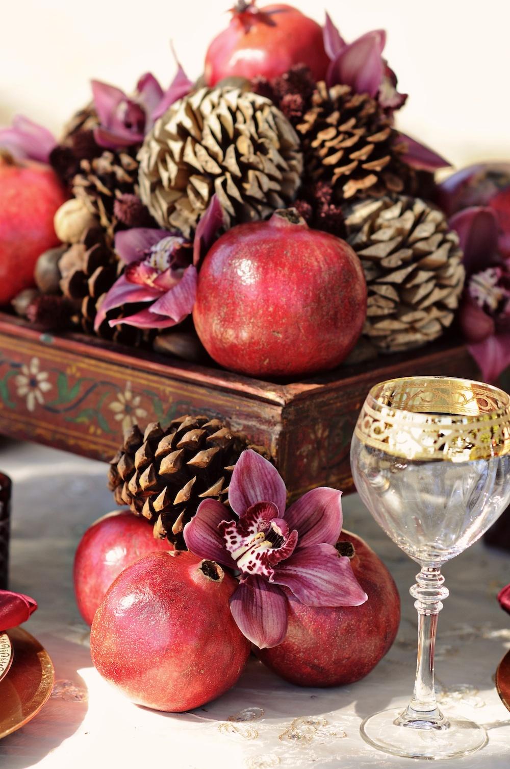Pomegranate Delight
