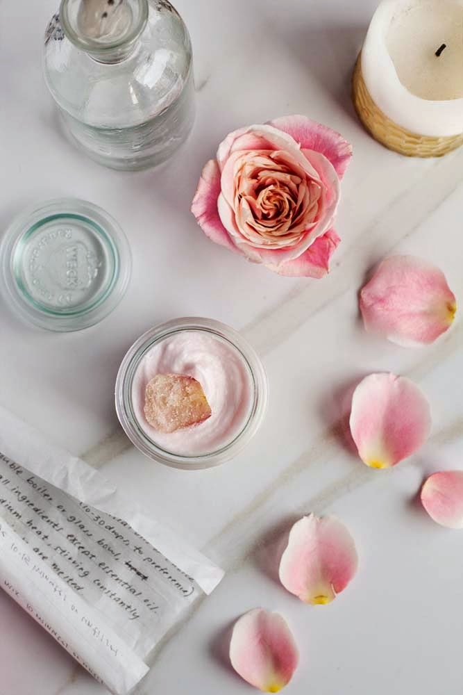 Rose Hibiscus Body Butter by Poppytalk