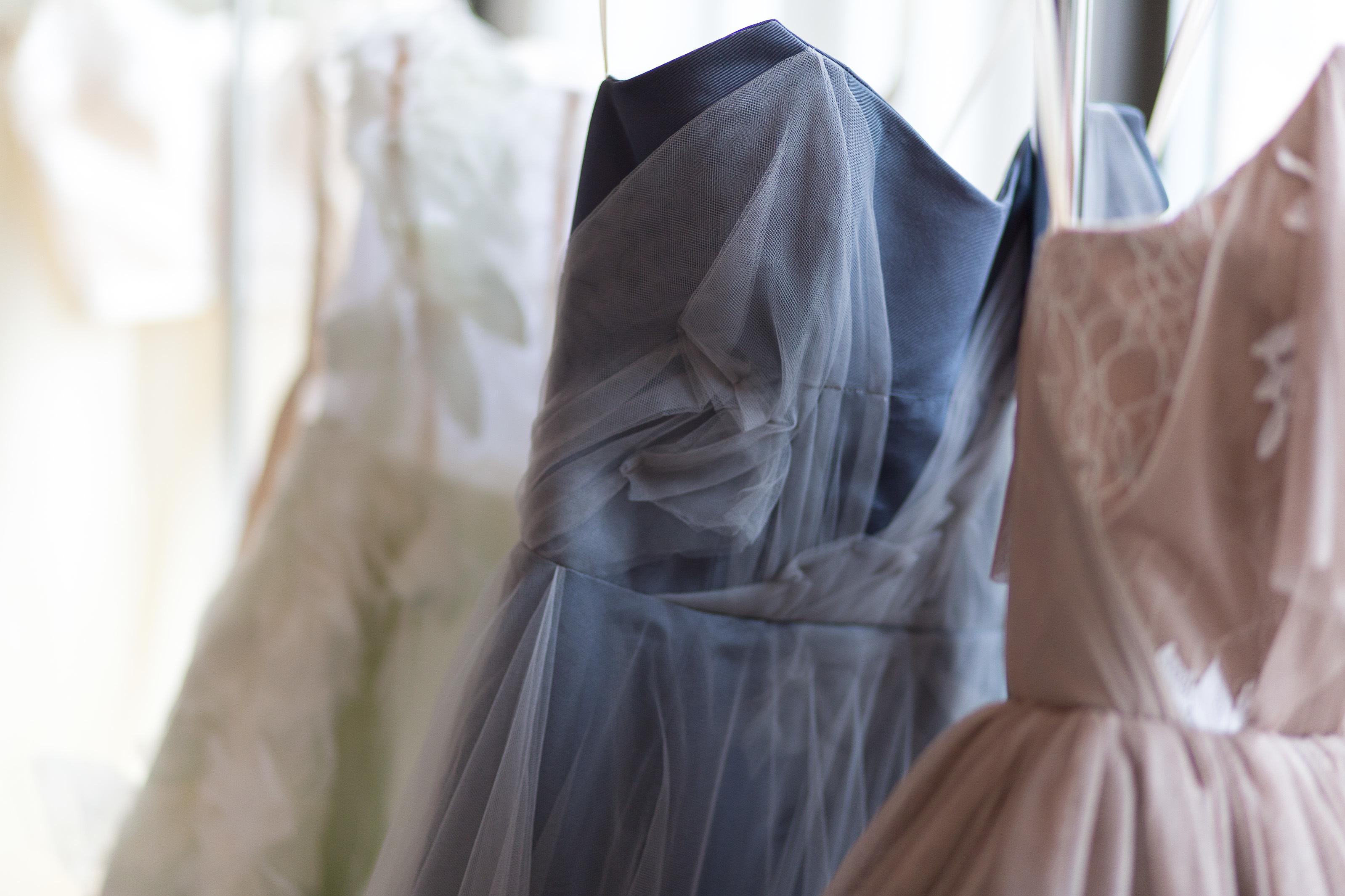 Portia wedding dress by Tara LaTour