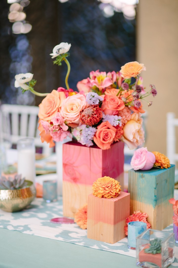 Handcrafted Tablescape