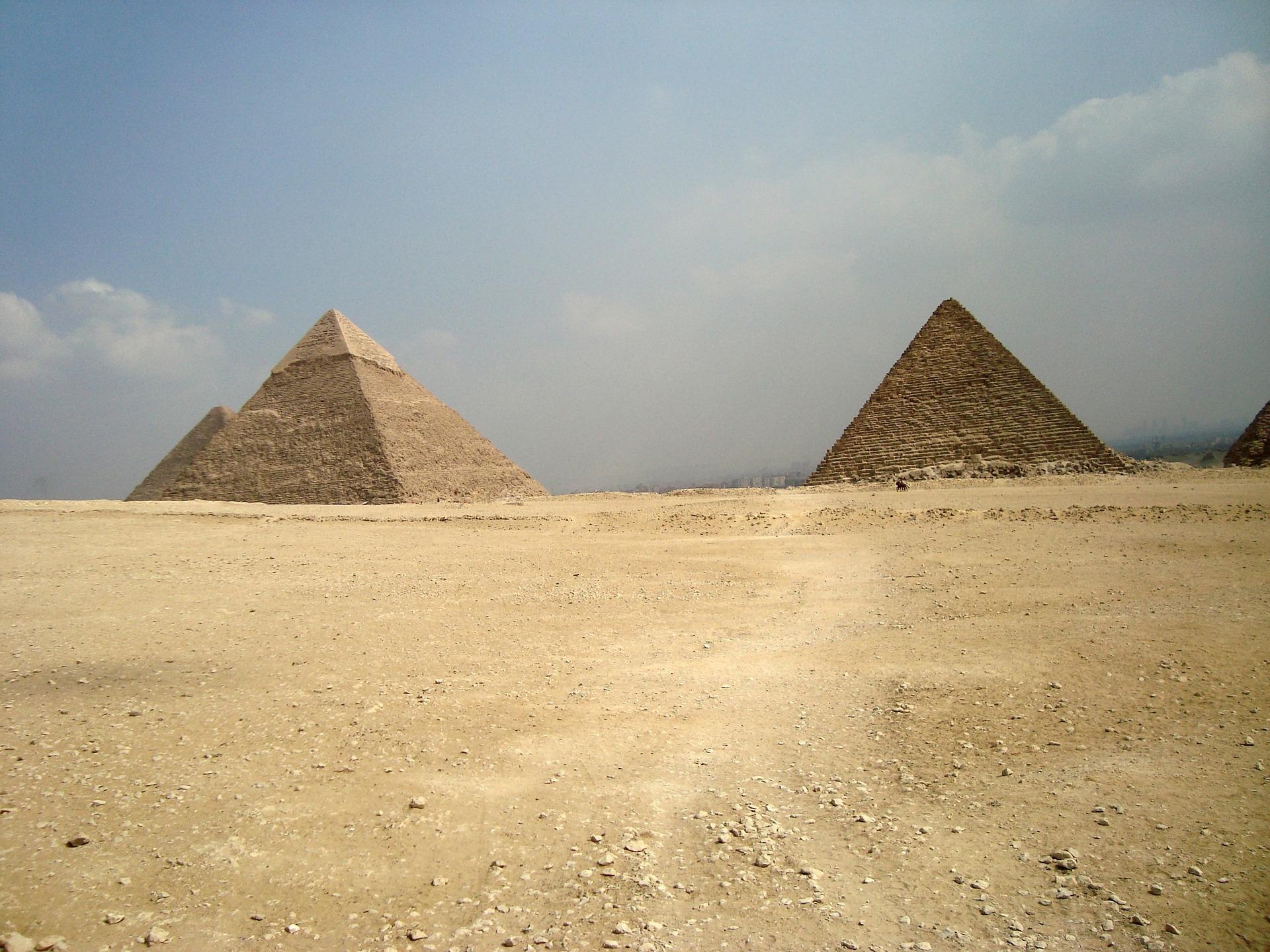 Giza, Egypt Pyramids