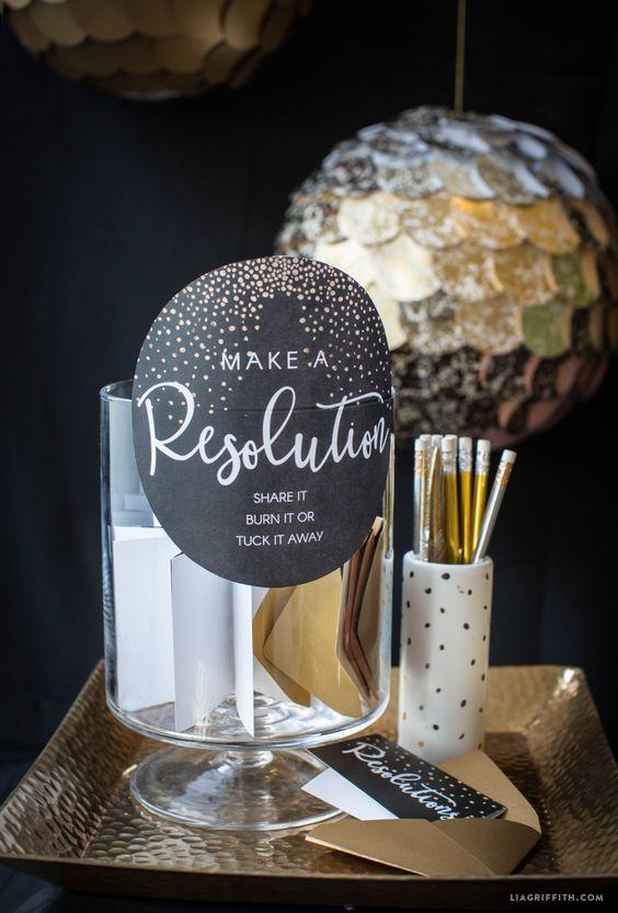 Resolution Maker