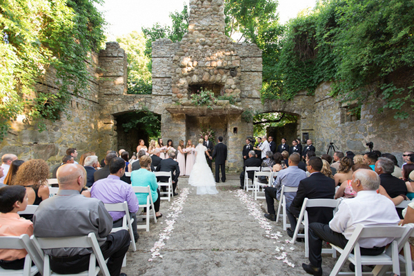 Ruins wedding location