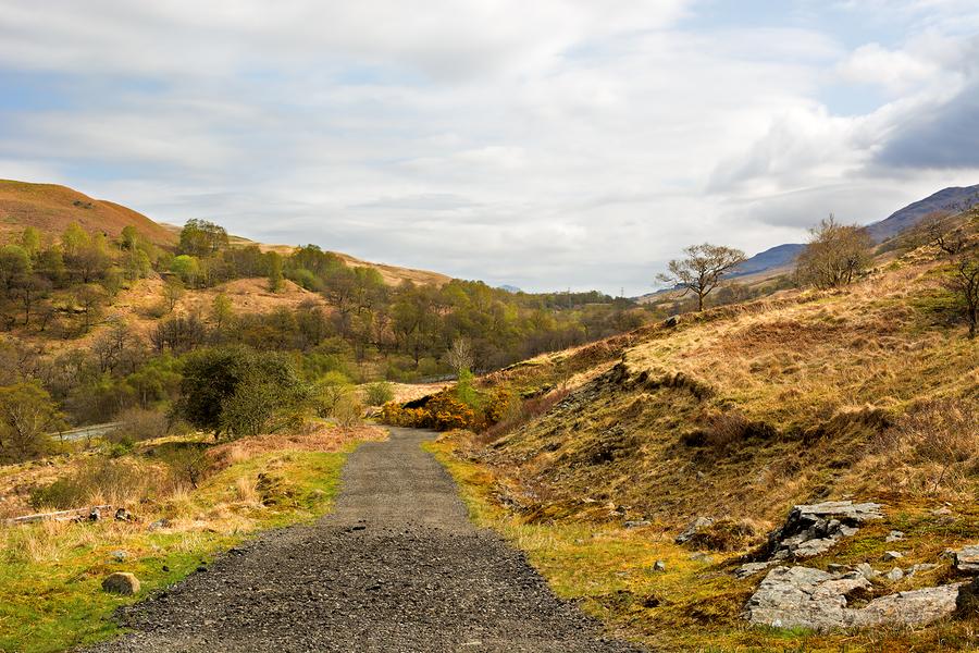 Great Highland Way, Scotland