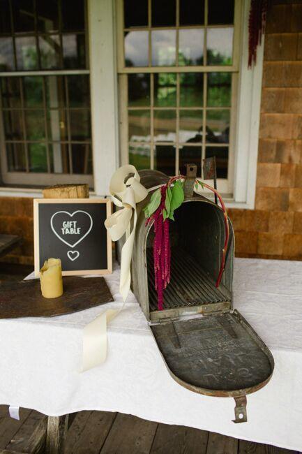 DIY Farm Wedding Table Decor by Rustic Wedding Chic