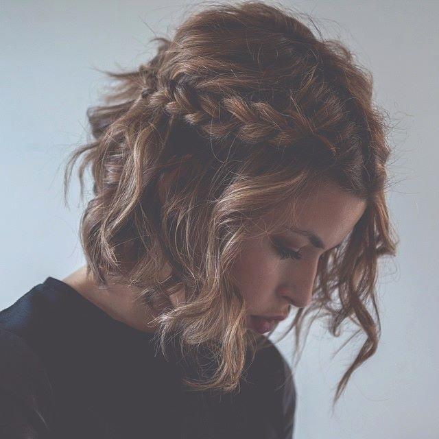 modern boho hair