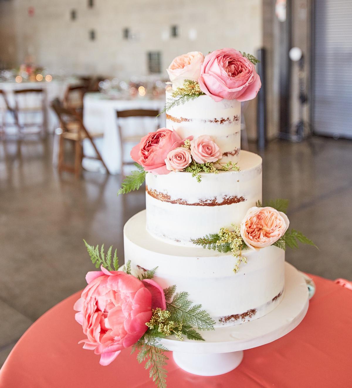 Semi-naked Summer Cake
