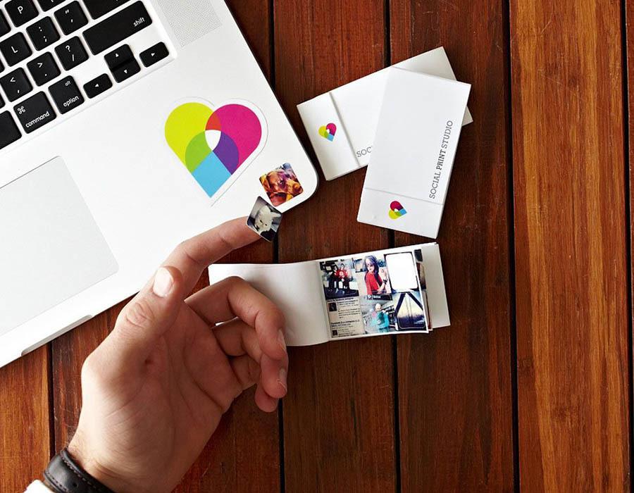 Instagram Sticker Book