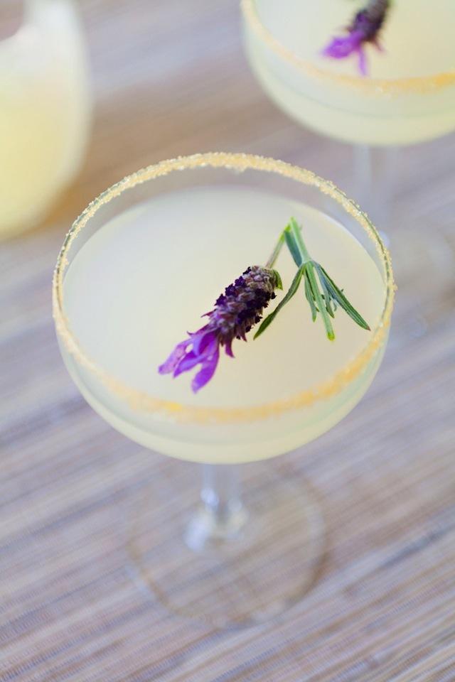 lavender vodka lemonade