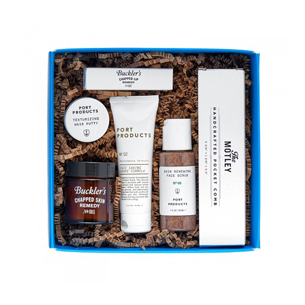 The Motley all-star men's grooming kit