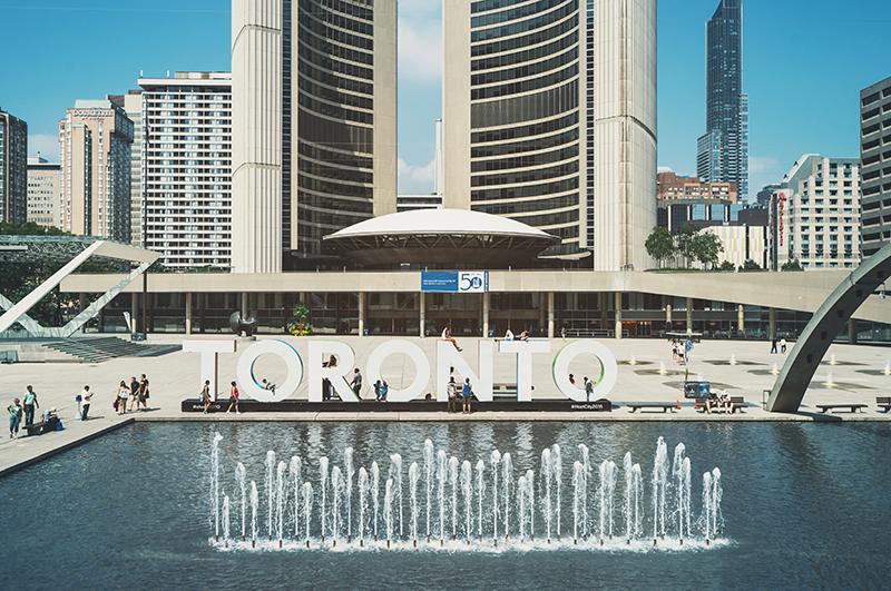 Toronto Ontario park
