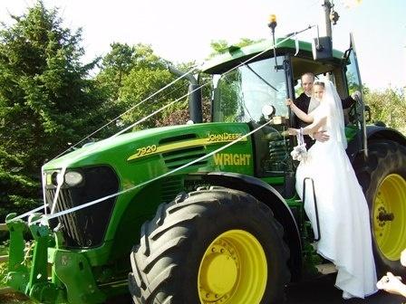 Tractor Getaway