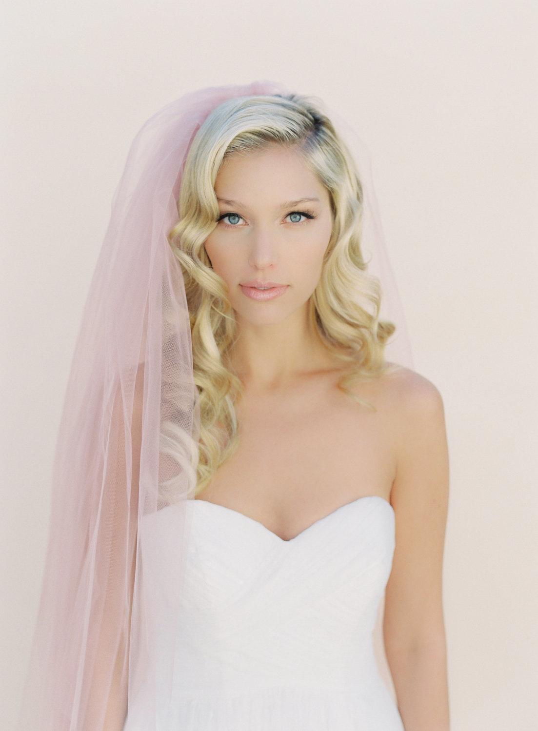 rose quartz veil